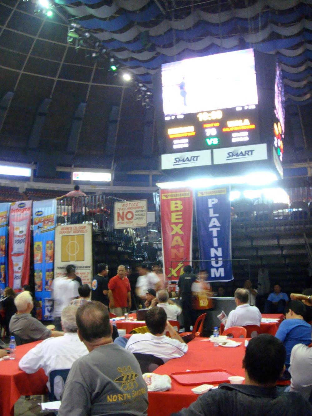 Araneta Coliseum 12
