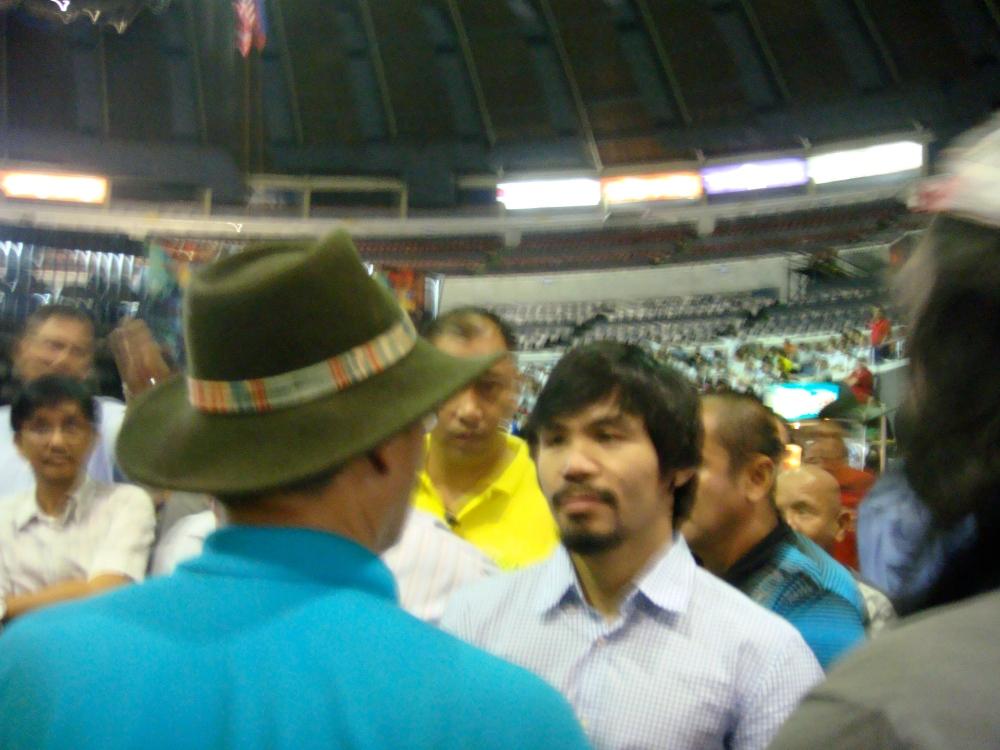 Araneta Coliseum 13