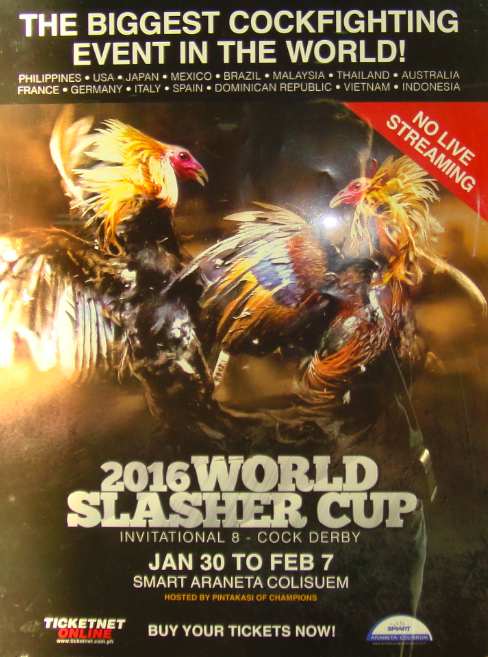 2016 World Slasher Cup 1